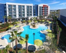 Springhill Suites Marriott Orange Beach Wharf In