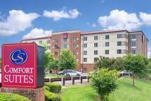Comfort Suites Virginia Center Commons In Glen Allen
