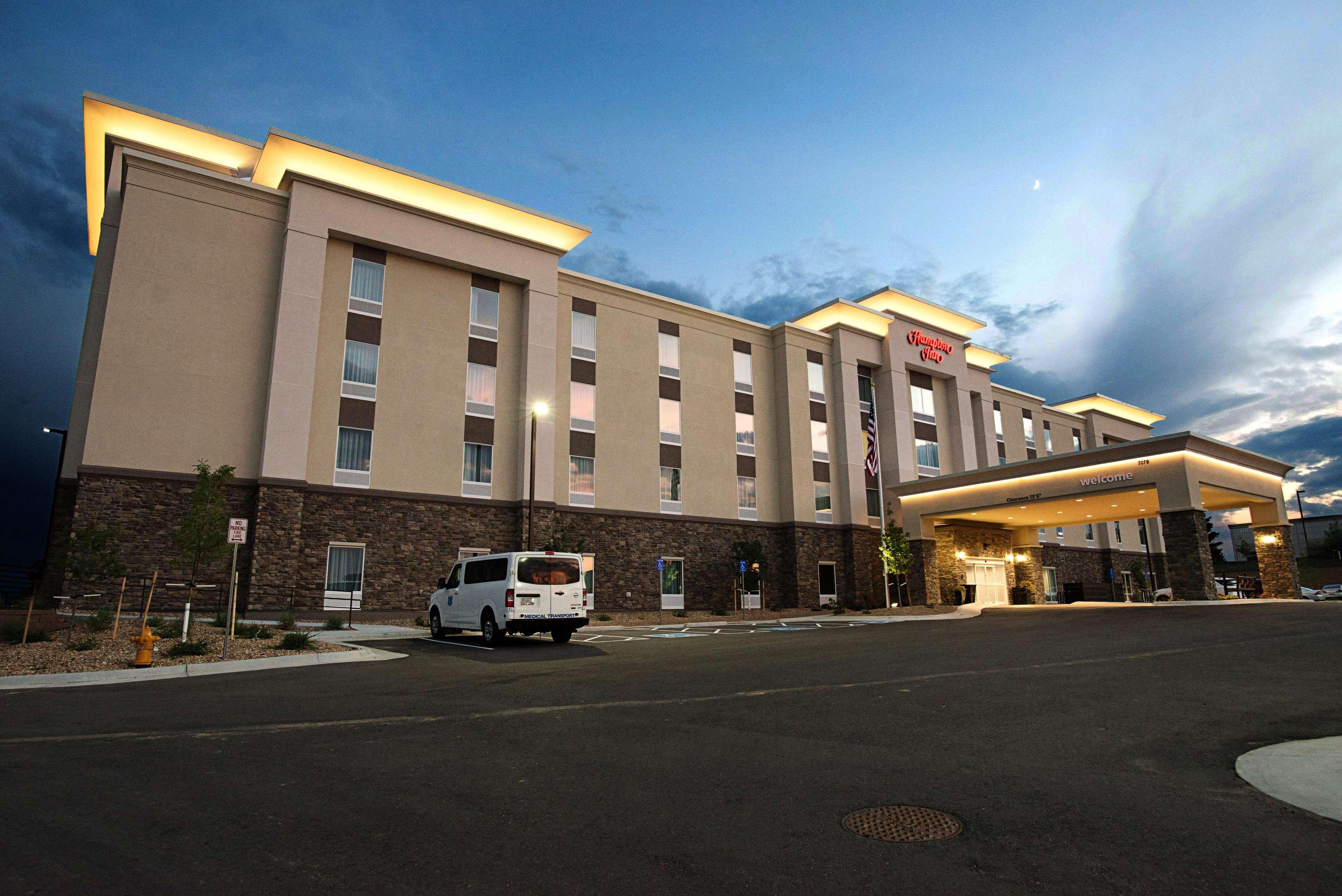 Hampton Inn Denver Tech Center South Centennial Colorado CO  LocalDatabasecom