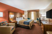 Comfort Inn & Suites Clovis Mexico Nm