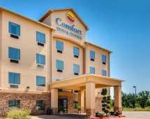 Comfort Inn and Suites Paris TX