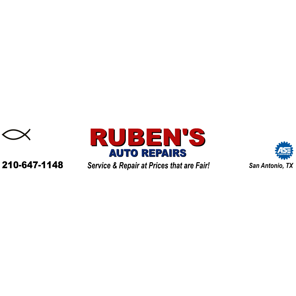 Ruben's Auto Repairs, Inc in San Antonio, TX 78238
