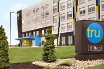 Hilton Tru Hotels.tru Base4. Announces