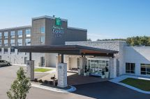 Holiday Inn Express & Suites Lubbock West Texas