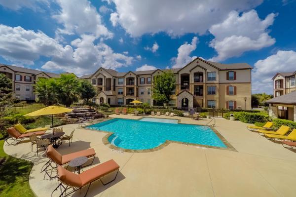 Apartment Homes San Antonio - Year of Clean Water