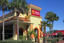Clarion Suites Kissimmee FL