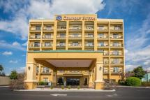 Comfort Suites Pigeon Forge Tennessee Tn
