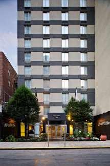 Hampton Inn Chelsea Manhattan New York NY