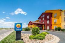 Comfort Inn & Suites Clovis Mexico Nm