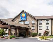Comfort Inn & Suites Blue Ridge Georgia Ga