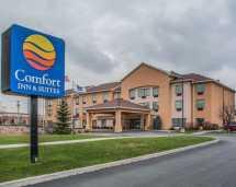 Comfort Inn & Suites Farmington - Victor Hotel