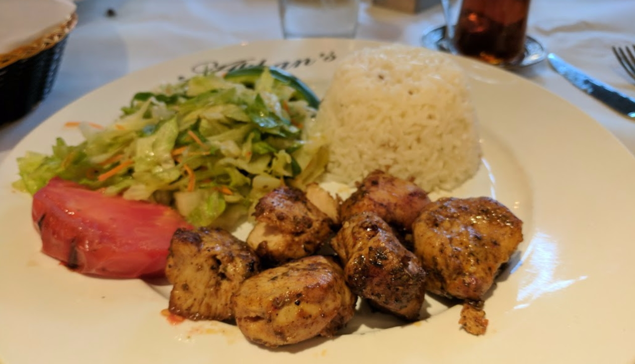 Mediterranean Food Near Me