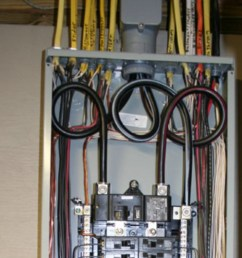 your electrical panel regulates the energy flow in your home if your panel is old or defective it may not support the increased energy demands of your  [ 1060 x 795 Pixel ]