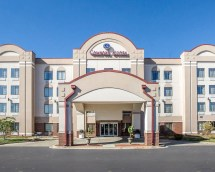 Comfort Suites In Springfield Whitepages