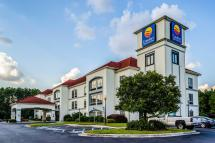 Comfort Inn & Suites Savannah Airport Georgia