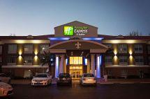 Holiday Inn Express & Suites Albuquerque-. Balloon Fsta