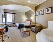 Comfort Suites - Deer Park Tx Company Page