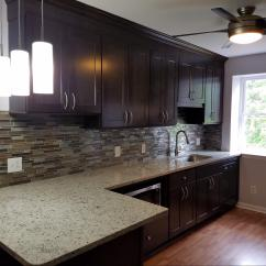 Baltimore Kitchen Remodeling Large Island Trademark Construction Maryland Md