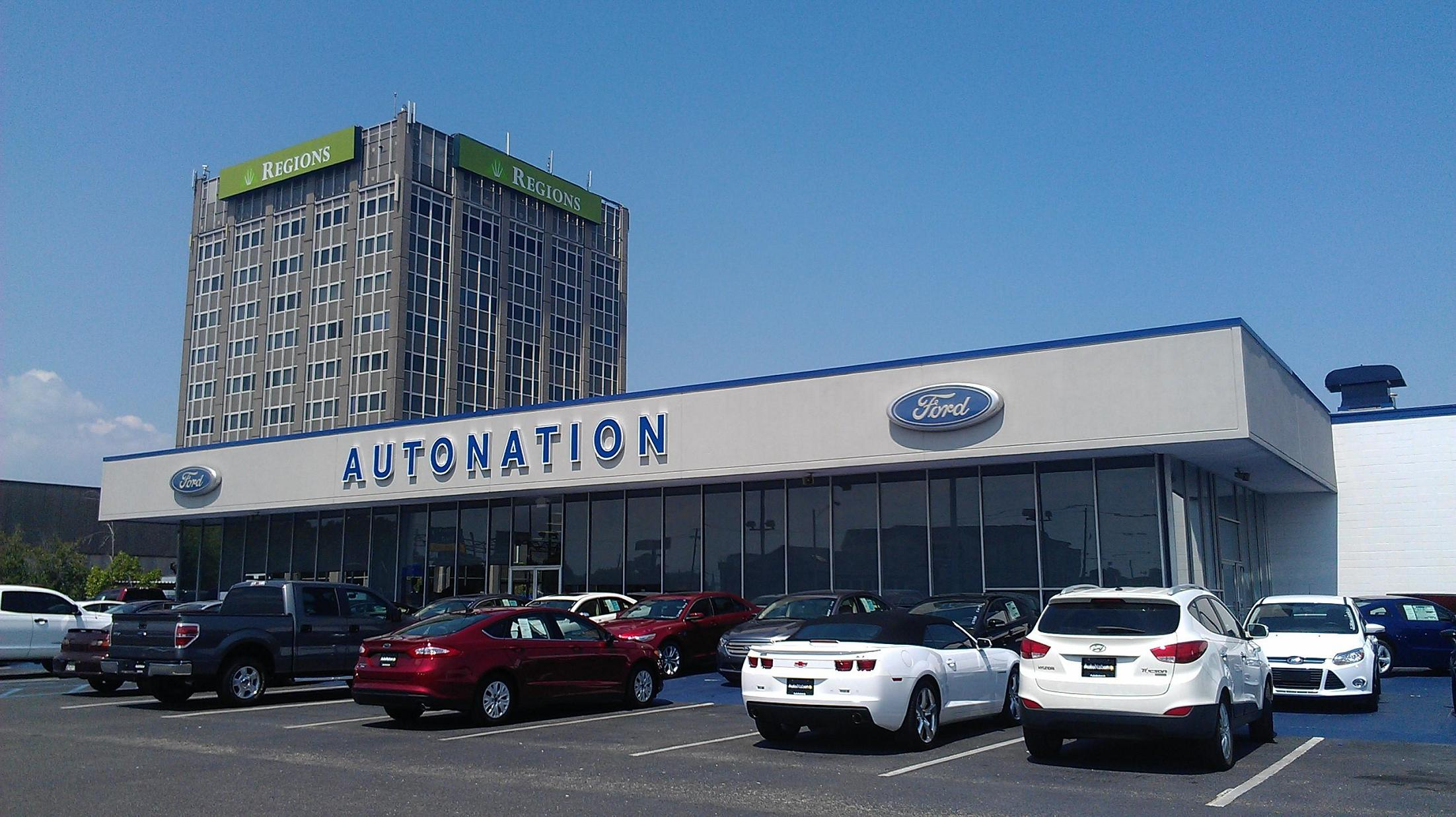 Automobile Dealers New Cars in Mobile AL