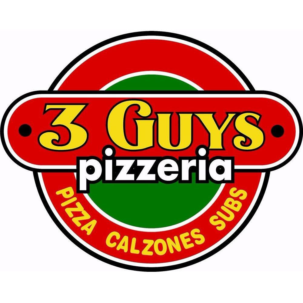 3 Guys Pizza and Catering Inc Coupons near me in Highland. NY 12528   8coupons