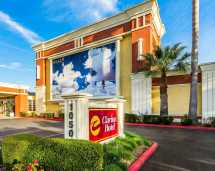 Clarion Hotel Concord CA