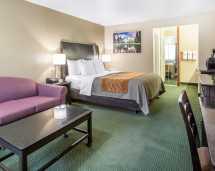Comfort Inn Yosemite Area Oakhurst California Ca