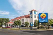 Comfort Inn & Suites Savannah Airport In Ga