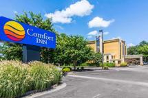 Comfort Inn Newport Williamsburg East