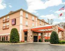 Comfort Suites Airport 2521 Elm Hill Pike Nashville