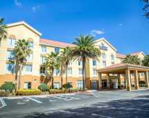 Comfort Inn & Suites Orlando North Sanford Florida Fl