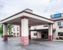 Comfort Inn and Suites Coupons