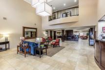 Comfort Suites Houston Iah Airport - Beltway 8