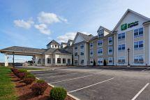 Holiday Inn Express & Suites Muskogee 2701 West Shawnee
