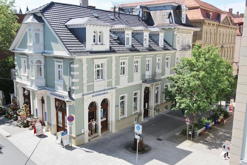 Tourismus, Reise & Transport in Bad Kissingen