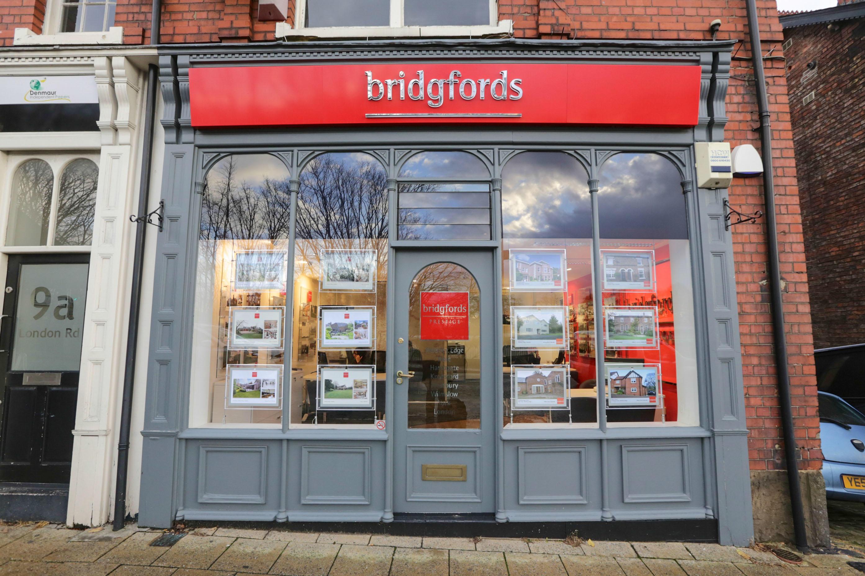 Bridgfords Estate Agents