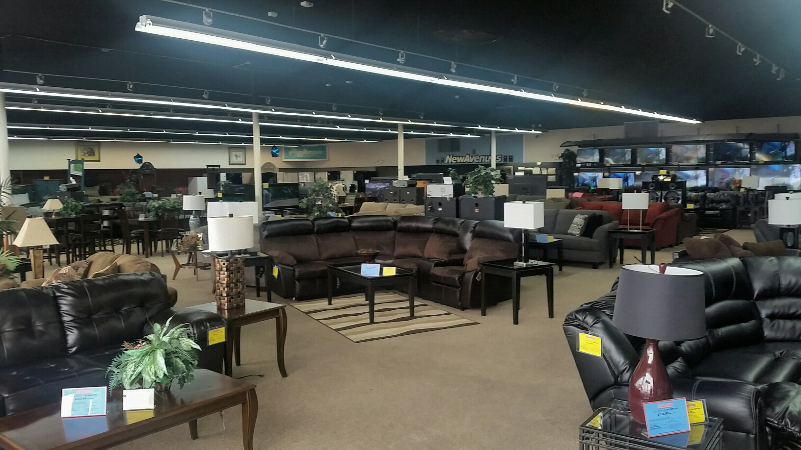 sofas on credit for unemployed tommy bahama sofa table new avenues in odessa tx 432 332 9