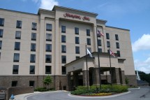Hampton Inn Lakeshore Birmingham Alabama