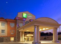 Holiday Inn Express Suites Marshall Texas