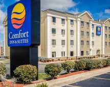 Comfort Inn Suites Little Rock AR