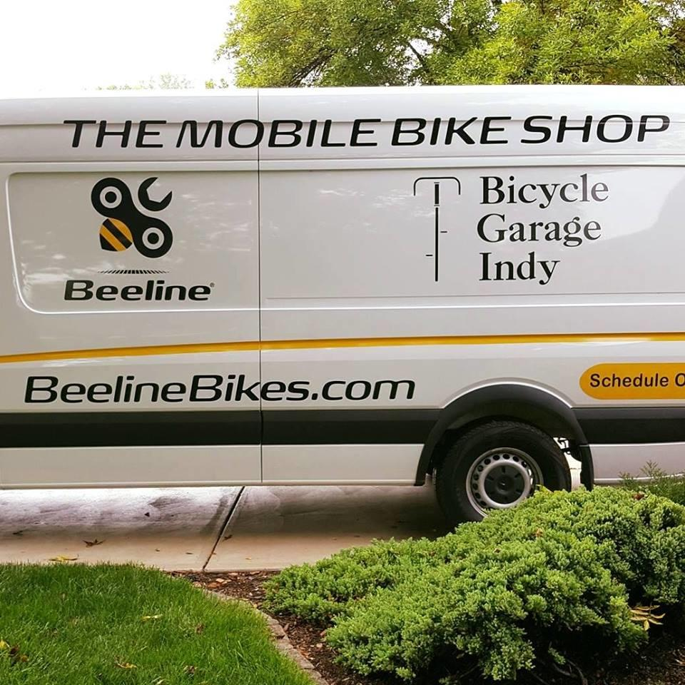 Beeline Bikes Powered by Bicycle Garage Indy Indianapolis Indiana IN  LocalDatabasecom