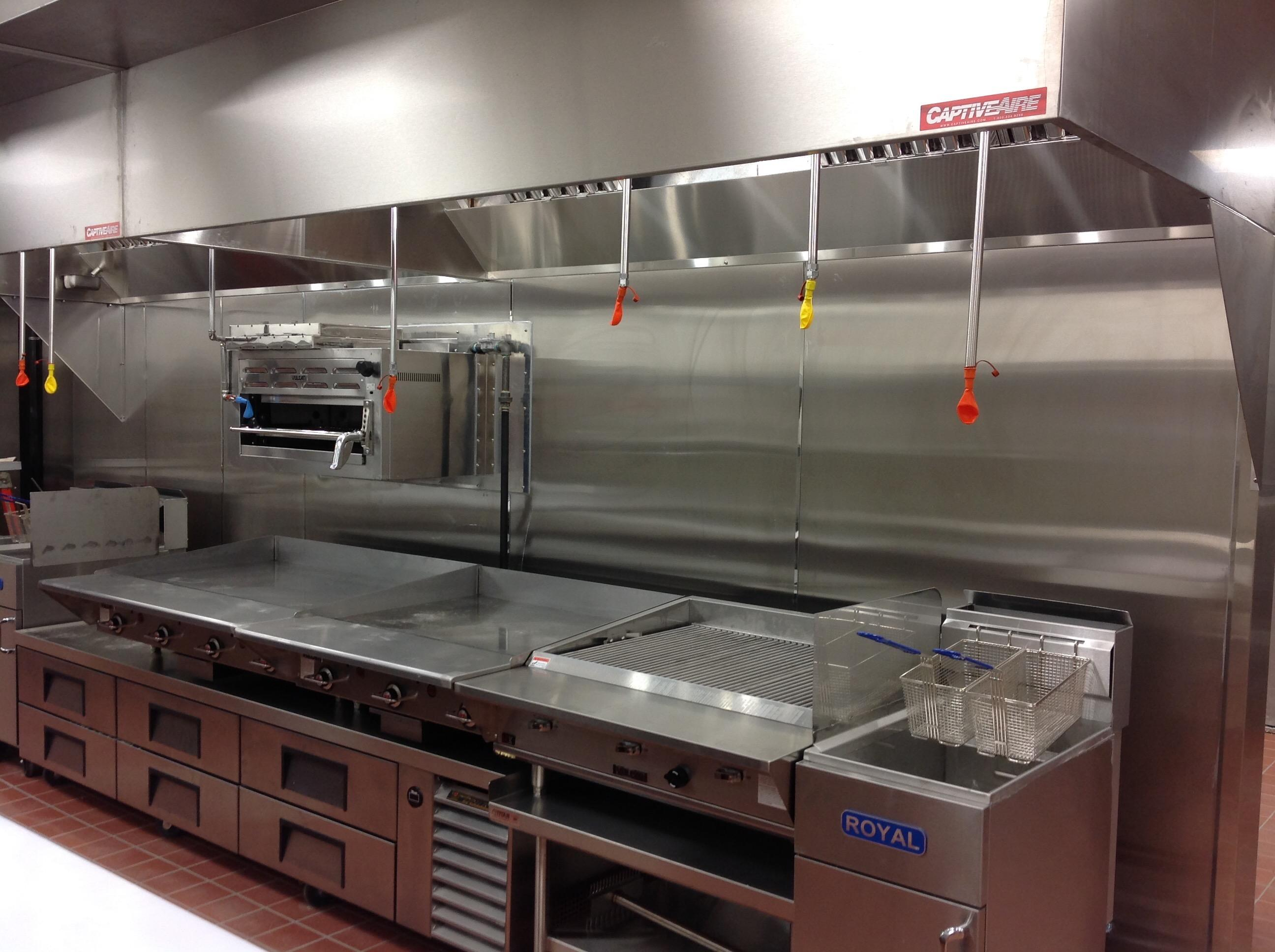 commercial kitchen ventilation sink types materials and safety llc in godwin
