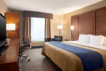 Comfort Inn & Suites Presidential Little Rock Arkansas