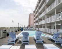 Econo Lodge Oceanfront In Ocean City Md 21842