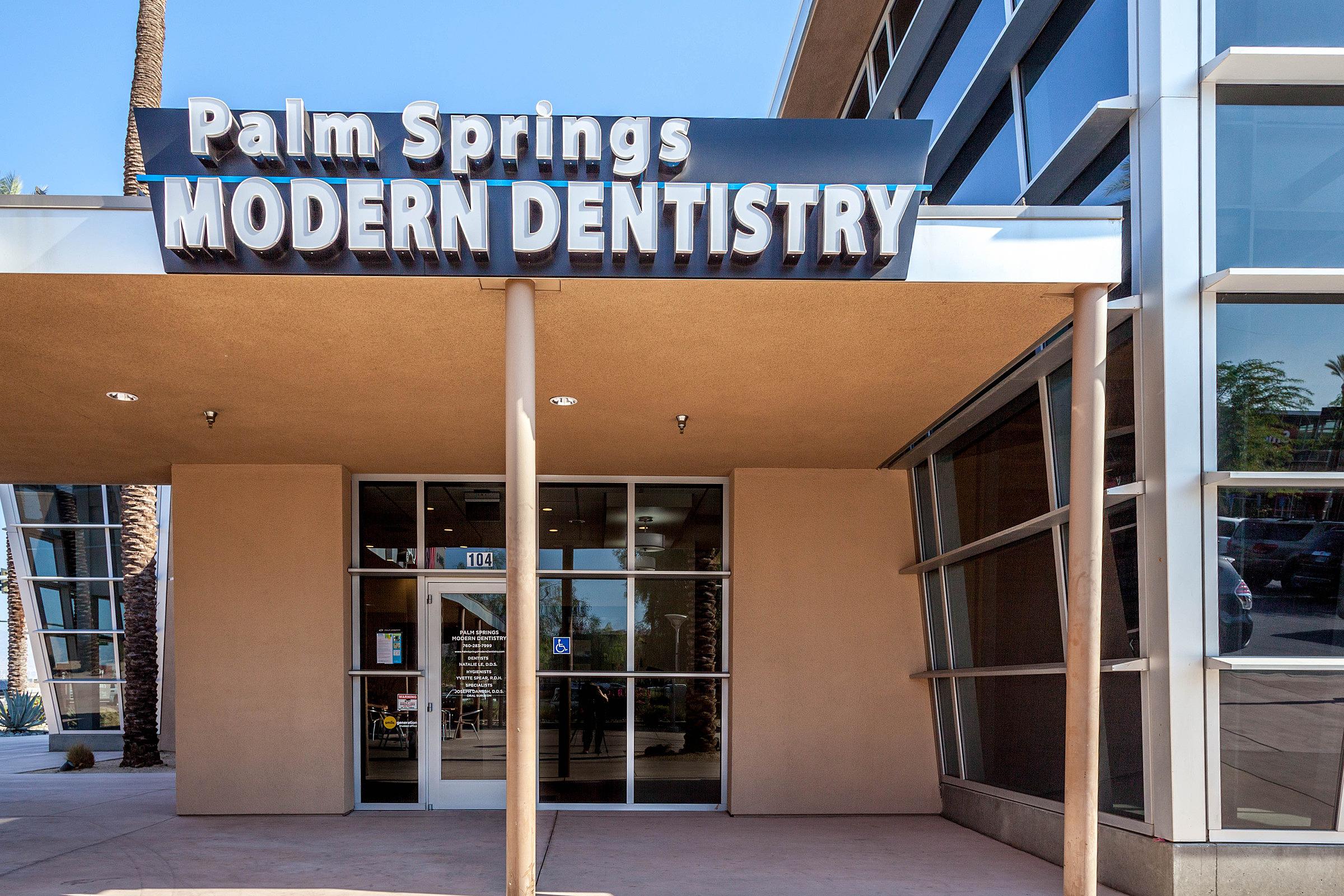 Palm Springs Modern Dentistry In Palm Springs, Ca  (760