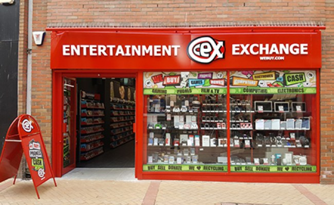Cex In Wrexham Clwyd Mobile Phone Shops Uk