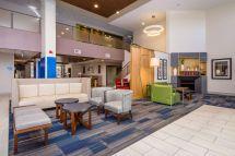 Holiday Inn Express Phoenix Airport In Az 85034