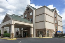 Comfort Suites Johnson City TN