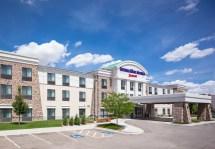 Springhill Suites Marriott Cheyenne Wyoming