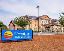 Comfort Inn & Suites Creswell Oregon