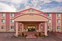 Holiday Inn Express Santa Rosa New Mexico